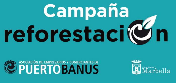Logo Reforestacion