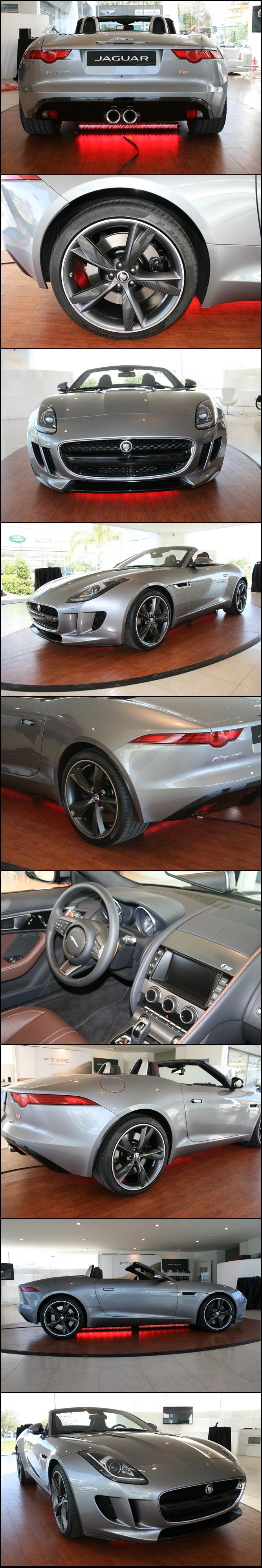 Jaguar Type F