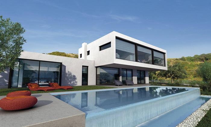 IdDomus villa