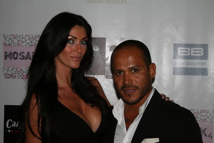 Ashley et Carlitos Gomez