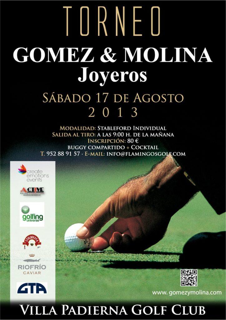 Gomez & Molina tornoi