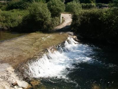 Benahavis rivière