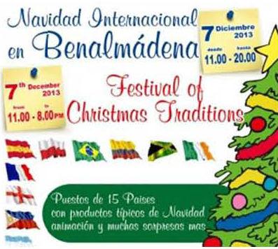 Marché de Noël à Benalmadena2