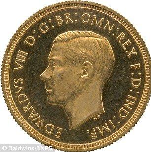 Pièce-monnaie-roi-Edward-VIII-1