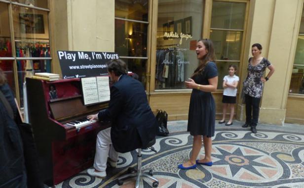 Paris Piano