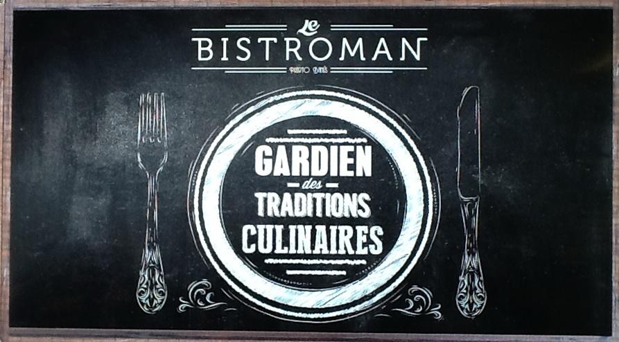 Bistroman