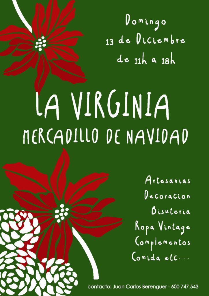 Mercadillo de Navidad - La Virginia