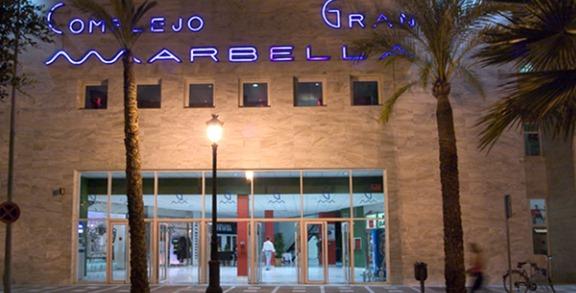 Divertissements caf cr me magazine marbella andalousie - Cine goya puerto banus ...