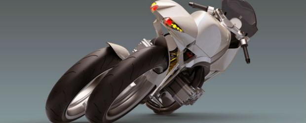 Nouveau concept de moto