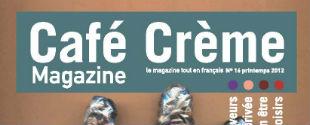 Café Crème nº16 est arrivé !