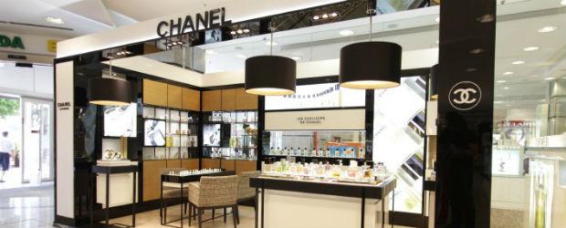 Chanel au Corte Inglés