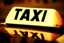 Grève des taxis   1er août/12