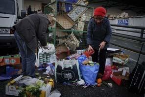 La moitié de la nourriture mondiale finit à la poubelle