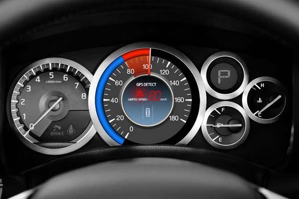 Gadget pour excès de vitesse