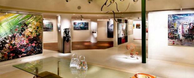 Galerie d'art Red Penguin