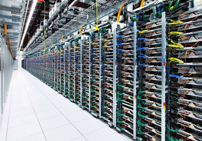 Google serveurs