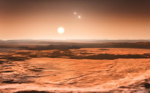 Trois planètes habitables détectées à deux pas de chez nous