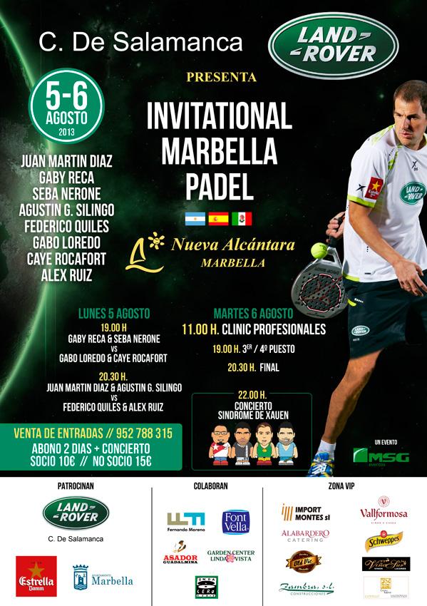 Marbella Padel tennis