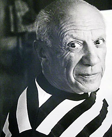 Picasso visage