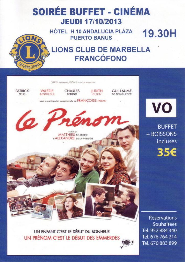 Lions film