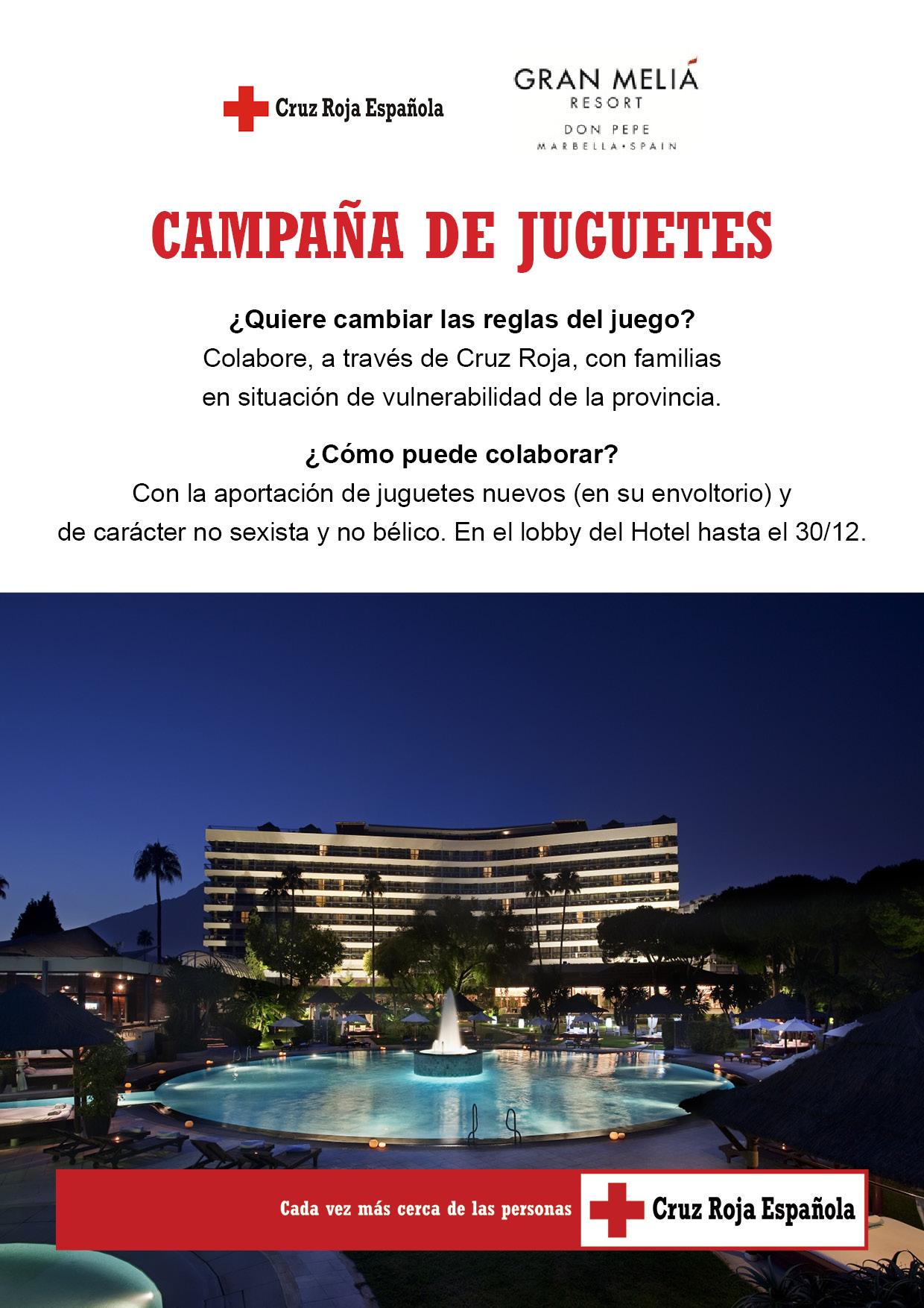 Cartel Juguetes 2013 Melia