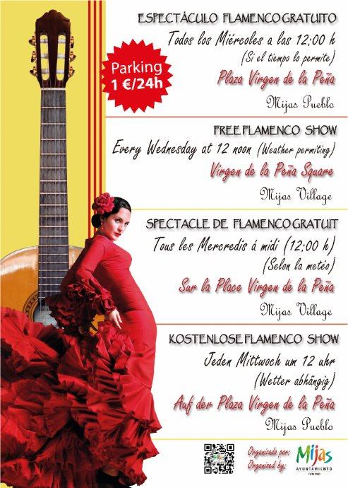 Flamenco de samedi