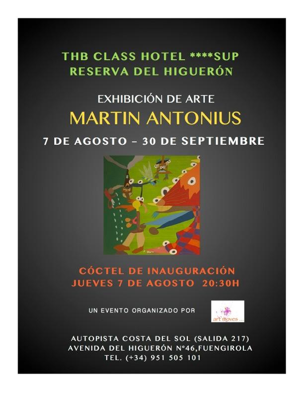 Martin Antonius
