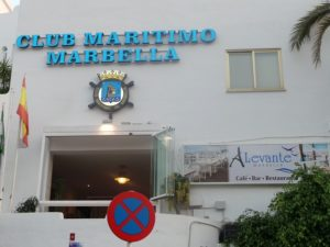 restaurante Puerto Deportivo