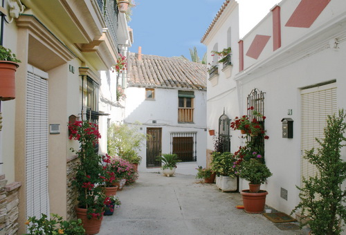 Estepona ville