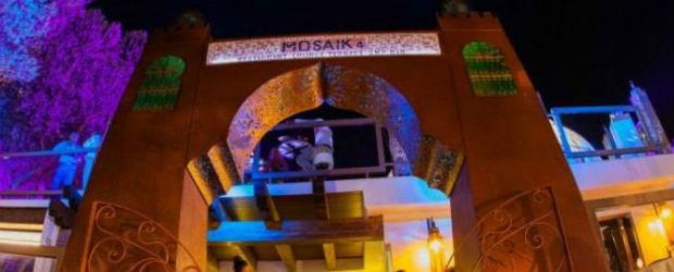 "Restaurant ""Mosaïk"""