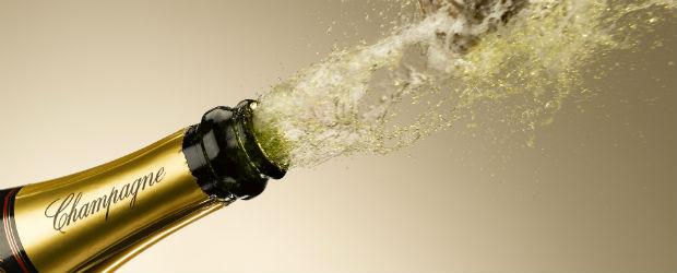 Information sur le champagne