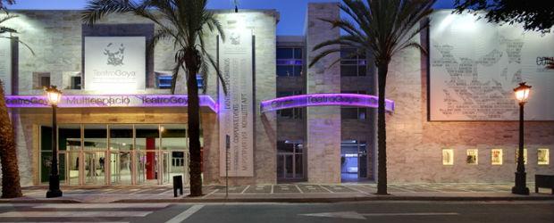 Le nouveau Teatro Goya