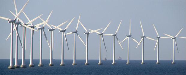 Les éoliennes…