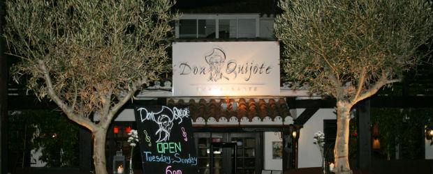 """Restaurant """"Don Quijote"""""""