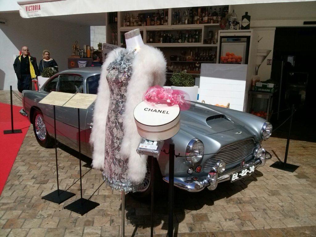 Aston Martin - Chanel