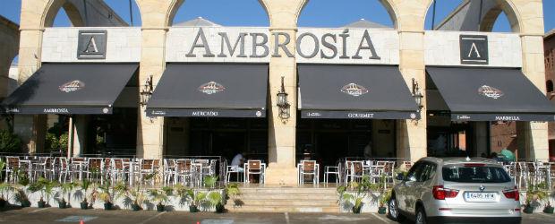 """Ambrosia"" a ouvert ses portes"