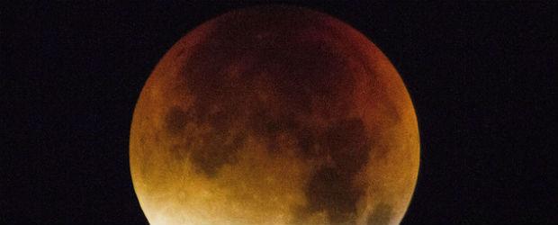 L'éclipse de la lune