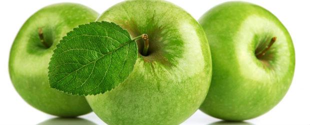 Les pommes de la grande distribution…