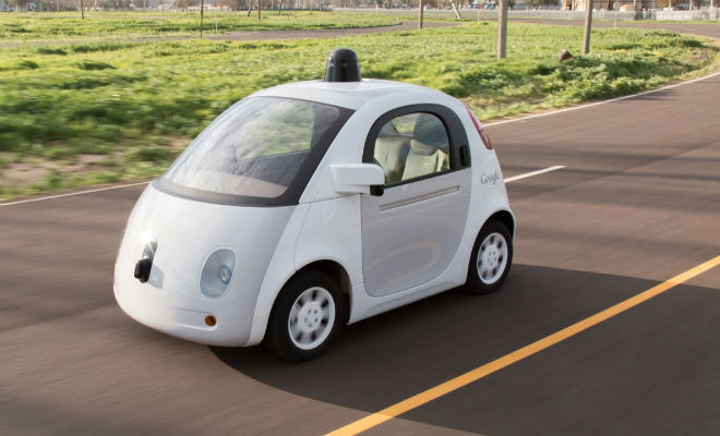 J'ai testé la Google Car
