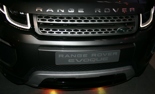 Nouveau Range Rover cabriolet