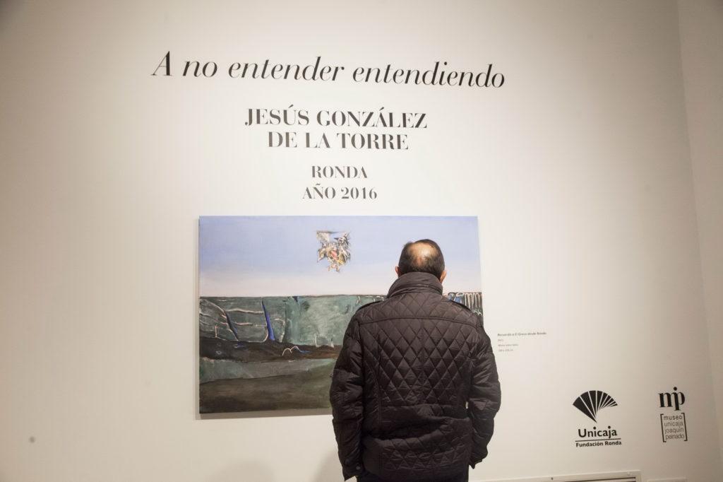 Exposición Jesús González de la Torre. Ronda 2
