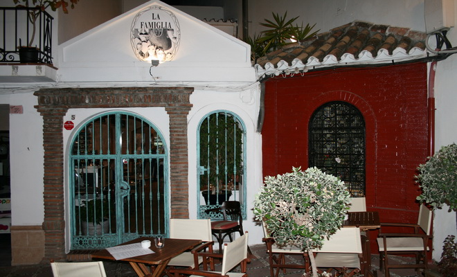 "Restaurant ""La Famieke"""