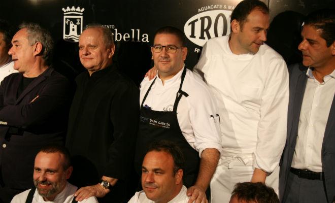Les chefs étoilés Michelin à l'honneur