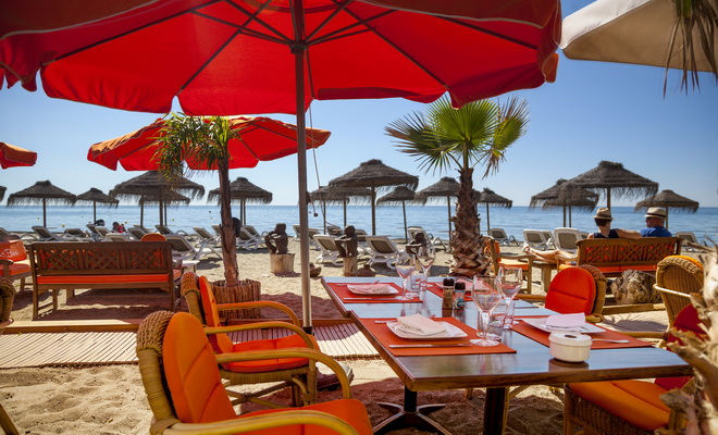 "Restaurant ""Macaao Beach Club"""