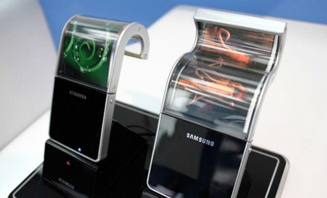 Samsung prépare l'écran pliable