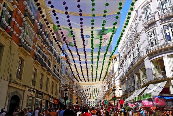 Málaga Feria