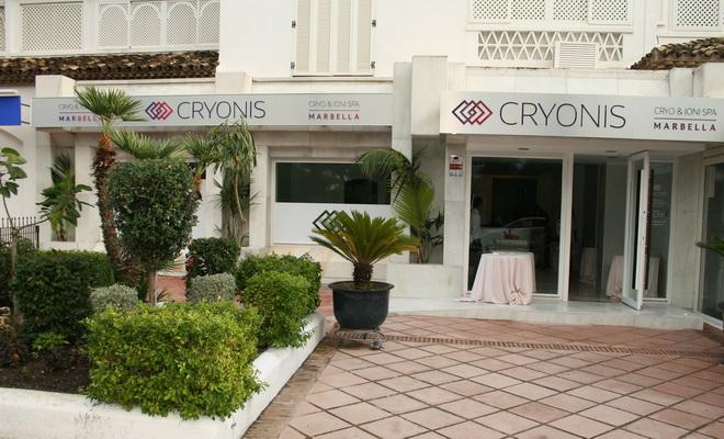 Cryonis a ouvert ses portes à Puerto Banus.