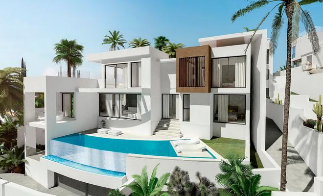 Villa Projet á Nueva Andalucia