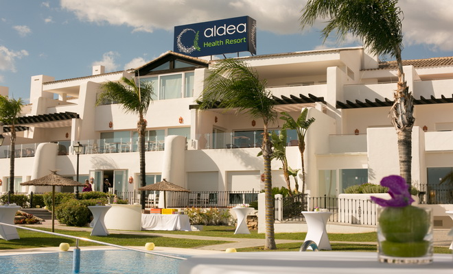Bienvenue chez Aldea La Quinta Health Resort