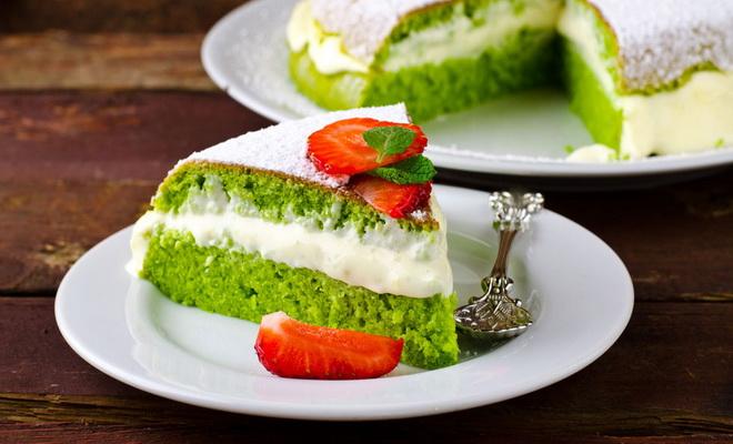 Des légumes en dessert !